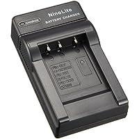 NinoLite USB型 バッテリー 用 充電器 海外用交換プラグ付 ニコン NIKON EN-EL10 対応 チャージャー