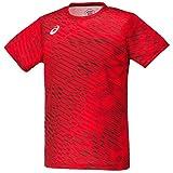 asics(アシックス) 野球 プリント Tシャツ 2121A164 レッド L