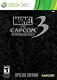 Marvel vs. Capcom 3: Fate of Two Worlds: Special Edition (輸入版) - Xbox360