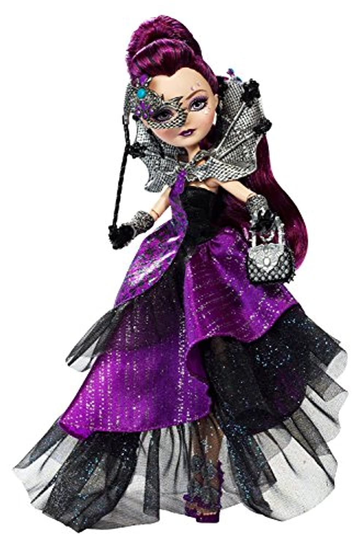 Ever After High 「Thronecoming」 Raven Queen エバーアフターハイ  「スローン?カミング」シリーズ レイヴン?クイーン ドール 人形 フィギア【並行輸入品】
