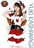 AKB48 柏木由紀 SHOP限定 17/12/1発売 第117弾 A4生写真ポスター
