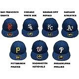 TODD SNYDER トッド スナイダー TODD SNYDER + NEW ERA MLB CAP IN CONE DENIM トッド スナイダー + ニュー エラ MLB キャップ イン コーン デニム