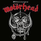 Motorhead Official Calendar 2017