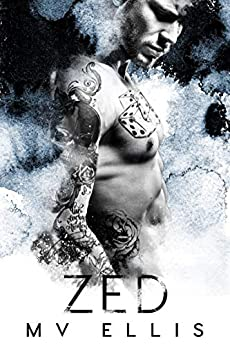 Zed: An Opposites-Attract Tattoo Romance (Rough Ink Book 1) by [Ellis, MV]