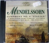 Mendelssohn;Sym.No.4/Midsum