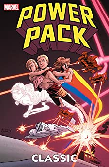 [Simonson, Louise]のPower Pack Classic Vol. 1 (Power Pack (1984-1991)) (English Edition)