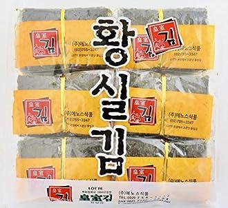 韓国のりワンシルキム(皇室海苔)(288枚入り)(210グラム)