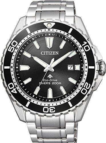 [シチズン]CITIZEN 腕時計 PROMASTER プロマスター エコ・ドライブ ダイバー200m BN0190-82E メンズ