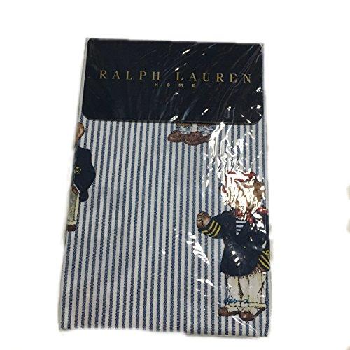 Ralph Lauren(ラルフローレン)/ベアーストライプ/ピロケース カバー (50×85)...