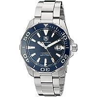 [タグホイヤー] TAG HEUER 腕時計 アクアレーサー 300m ラミックベゼル WAY211C.BA0928 メンズ [並行輸入品]