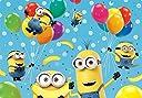 60ピース 子供向けパズル ミニオンズ バルーン パーティ 【パズルあそびシリーズ ボード付パズル】