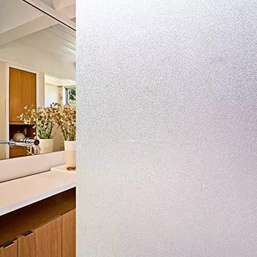窓 めかくしシート OPCOLV 窓用フィルム すりガラス ステンドグラス 外から見えない 目隠しシート ガラスフィルム UVカット 飛散防止 遮光 断熱 無接着剤 水で貼れる 貼り直し可能 窓飾り