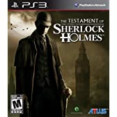 The Testament of Sherlock Holmes (輸入版:北米)