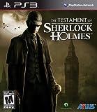 The Testament of Sherlock Holmes (輸入版:北米) - PS3
