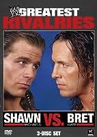 WWEグレイテスト・ライバル ショーン・マイケルズ VS ブレット・ハート [DVD]