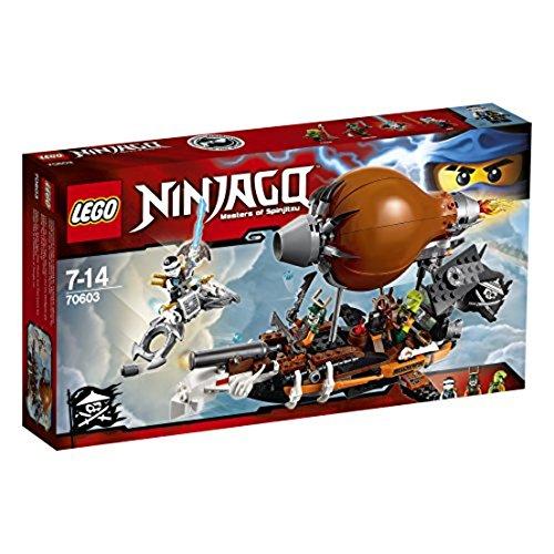 レゴ (LEGO) ニンジャゴー ドゥブルーンのツェッペリン飛行船 70603