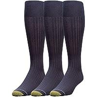 Gold Toe Men's Canterbury Over-the-Calf Dress Socks