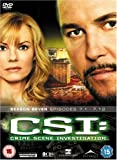 CSI: Crime Scene Investigation - Las Vegas - Season 7.1 [Import anglais]