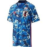 [アディダス] キッズサッカーウェア Kids サッカー日本代表 2020 ホーム レプリカ ユニフォーム 半袖(GEM06) トゥルーブルー(ED7345) 日本 J150 (日本サイズ150 相当)