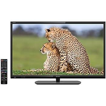 シャープ 32V型 液晶 テレビ AQUOS LC-32H30 ハイビジョン 外付HDD対応(裏番組録画) 2画面表示 2015年モデル