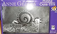 Anne Geddes Jigsaw Puzzle - Baby in Snail Costume - 500 pieces [並行輸入品]