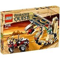 レゴ (LEGO) ファラオズ・クエスト コブラ・スタチュー 7325