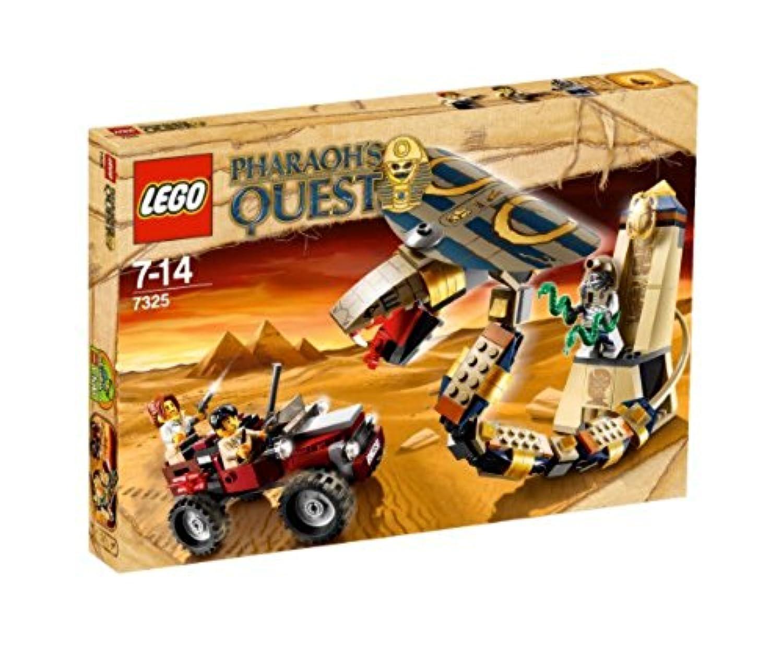 レゴ (LEGO) ファラオズ?クエスト コブラ?スタチュー 7325