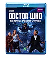 Doctor Who: The Return of Doctor Mysterio [Blu-ray]