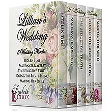 Lillian's Wedding: Five Wedding Novellas (English Edition)