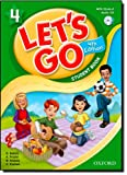 Lets Go 4th Edition Level 4 Student Book with Audio CD Pack