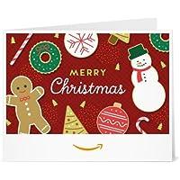 Amazon 亚马逊礼品卡(打印型)