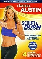 Sculpt & Burn Body Blitz [DVD] [Import]