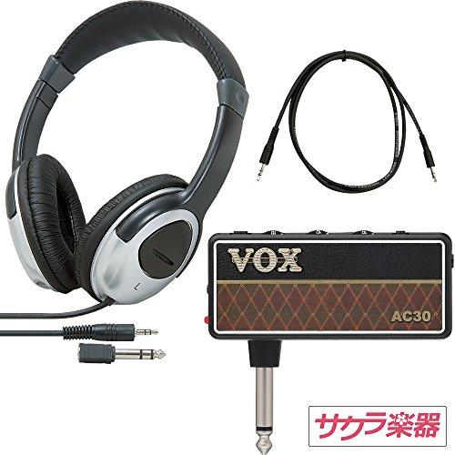 VOX ヘッドフォンアンプ amPlug2 ヘッドフォン/A...