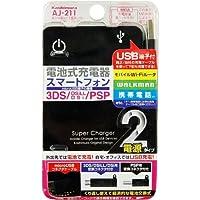 Kashimura [ カシムラ ] 単3×4 電池式充電器USB [ 品番 ] AJ211