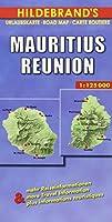 Hildebrand's Travel Map: Mauritius/Reunion (Hildebrand's Africa / Indian Ocean Travel Map)