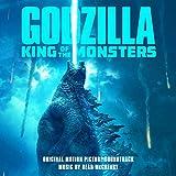 ゴジラ キング・オブ・モンスターズ(Godzilla King of the Monsters)(2枚組)【帯&解説付輸入盤国内仕様】