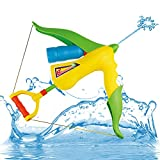 水鉄砲 弓矢式 ウォーターガン ポンプアクション 超強力飛距離10m Bajoy アウトドア・ビーチグッズ プール用品 夏休み 海水浴 子供おもちゃ