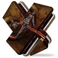 【KEIO】Galaxy Feel SC-04J 手帳型 ケース カバー ロック メタル SFデザイン sc04jケース sc04jカバー ギャラクシー フィール 手帳型ケース 手帳型カバー パンク SF [スチームパンク 船/t0550]