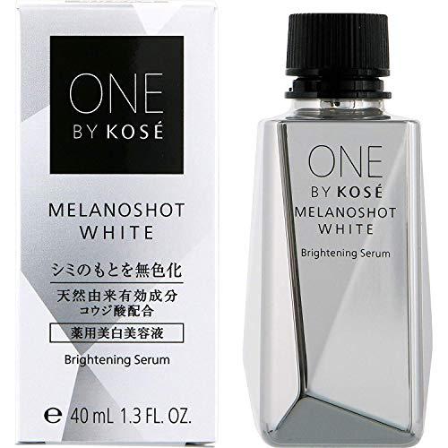 ONE BY KOSE(ワンバイコーセー) ONE BY KOSE メラノショット ホワイト (付けかえ用) 単品 40mL