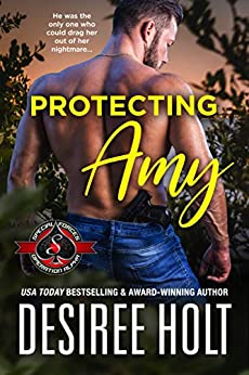 Protecting Amy (Special Forces: Operation Alpha) by [Holt, Desiree, Alpha, Operation]