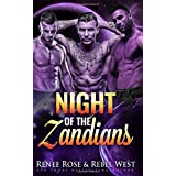 Night of the Zandians: A Reverse Harem Alien Warrior Romance: 1