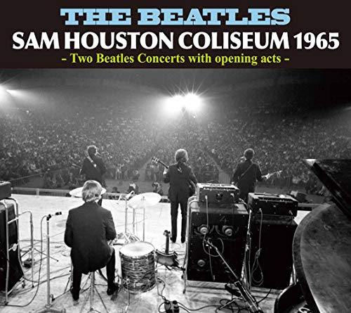 SAM HOUSTON COLISEUM 1965