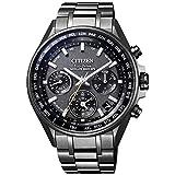 [シチズン]CITIZEN 腕時計 ATTESA アテッサ Eco-Drive エコ・ドライブ GPS衛星電波時計 F950 ダブルダイレクトフライト CC4004-58E メンズ
