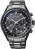 [シチズン]腕時計 ATTESA アテッサ エコ・ドライブGPS衛星電波時計 ダブルダイレクトフライト CC4004-58E メンズ