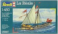 ドイツレベル 1/450 La Reale 古代船 05897 プラモデル