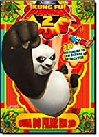 kung fu panda 2ボックスの27 lenticular valentines cards bestway