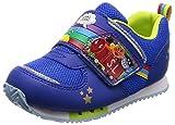 [アンパンマン] 運動靴 マジック ゆったり 軽量 抗菌防臭 キッズ APM C145 ブルー 17 cm 2E