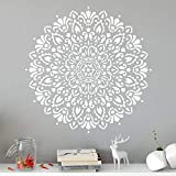 (30cm x 30cm) - Harmony Mandala Stencil Template - Reusable Stencil with Multiple Sizes Available