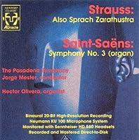 Also Sprach Zarathustra / Symphony 3 by Strauss (2000-01-11)