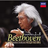 ベートーヴェン:交響曲第2番&第8番